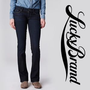 """LUCKY BRAND   """"Cate"""" Bootcut Jeans"""
